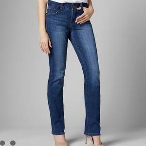 Jag Jeans Mid Rise Straight Leg, Sz 12